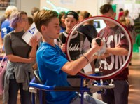 Physikalisches Institut bei den Science Days