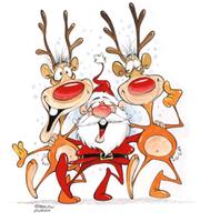 Weihnachtsfeier des Instituts am Do 7. Dez. 2017
