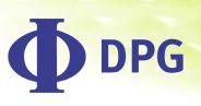 Kostenlose DPG-Mitgliedschaft für Bachelor-Absolventen/innen